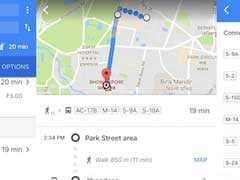 Google Maps To Provide Real Time Kolkata bus Information To Commuters