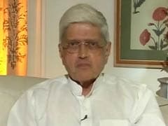 Death Penalty Belongs To Medieval Age: Gopalkrishna Gandhi