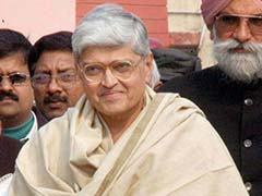 Death Penalty Is Medieval And Wrong: Gopalkrishna Gandhi