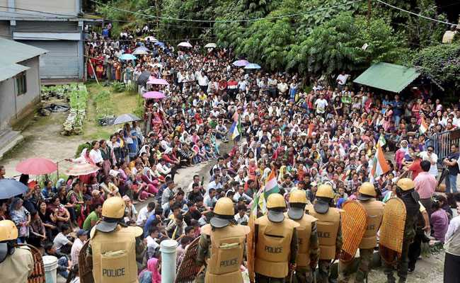 Gorkhaland Agitation: Gorkha Janamukti Morcha Gives 10 Days To Centre To Intervene