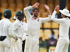 One-Off Test: Graeme Cremer's Strikes Rattle Sri Lanka On Day 2
