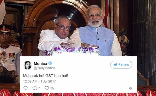 As GST Sets In With Midnight Gong, Twitter Rolls Out Jokes, Memes