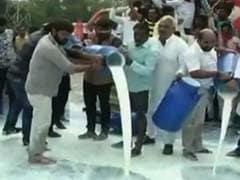 महाराष्ट्र में किसानों का आज से दूध आंदोलन, इन जगहों पर हो सकती है दिक्कत