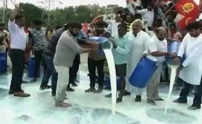 महाराष्ट्र में किसान 16 जुलाई से करेंगे दूध आंदोलन, इन जगहों पर हो सकती है दिक्कत