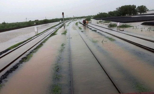 Gujarat Rains: Over 7000 Relocated In Two Days