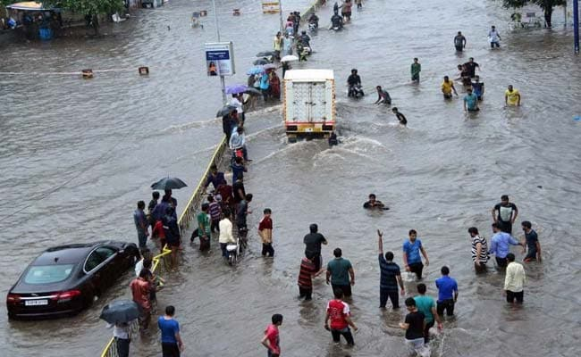 Rains Batter Gujarat's Ahmedabad, Gandhinagar; Over 54,000 Relocated