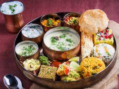 Kathiyawadi Thali: More Than Just A Spicy Cousin of The Gujarati Thali