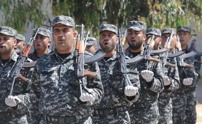 US Terror Designation A 'Failed Attempt To Pressure Resistance', Says Hamas