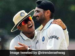 Harbhajan Singh Turns 37, Wishes Pour In