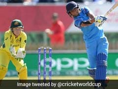 Women's World Cup 2017 Semi-Final: Harmanpreet Kaur Smashes Unbeaten 171, Virat Kohli And Others Congratulate Her