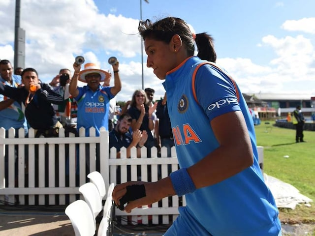 After Taking World Cup By Storm, Harmanpreet Kaurs Message To India