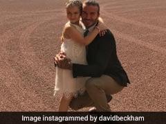 Harper Beckham, 6, Celebrates Birthday At Buckingham Palace. Pics Are Viral