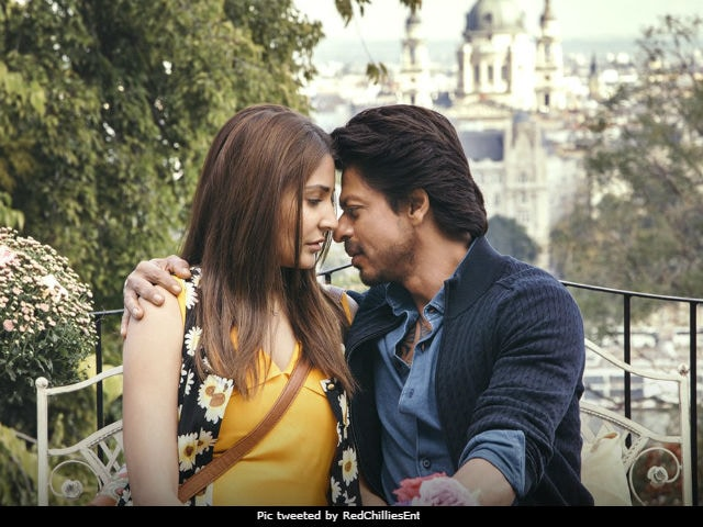 The Jab Harry Met Sejal Song Shah Rukh Khan 'Wanted To Launch In The Rain'