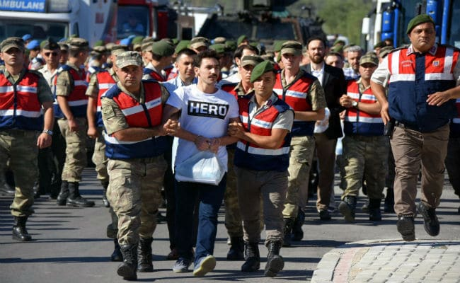 'Hero' T-Shirt Prompts Wave Of Arrests In Turkey