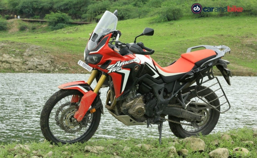 honda africa twin, review, africa twin india, honda africa twin review