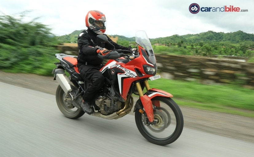 honda africa twin first ride review