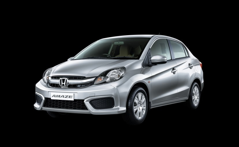 Honda Cars India launches Honda Amaze 'Privilege Edition'