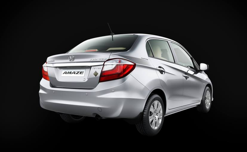 Honda Amaze Privilege Edition Launched; Starting From Rs 648888