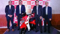 Honda Cliq Launched in Maharashtra At Rs. 43,076