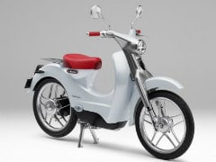 Honda, Yamaha Team Up For Electric Motorcycle Trial
