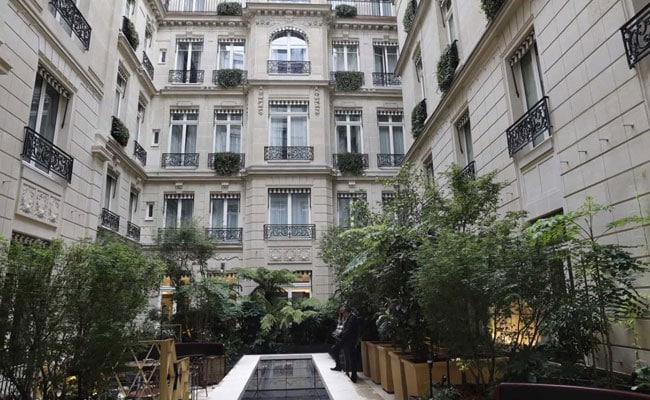 Historic Paris Hotel De Crillon Reopens After Makeover