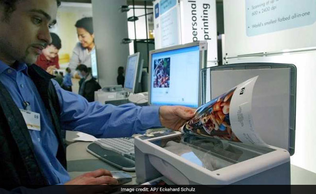 After GST, HP Hikes Prices Of Multifunction Printers, Cartridges