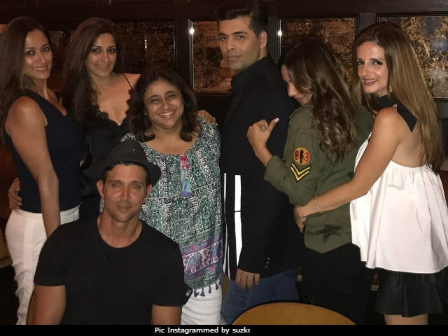 Not Just Hrithik Roshan And Sussanne, Shilpa Shetty And Other Stars Are Also Partying In New York
