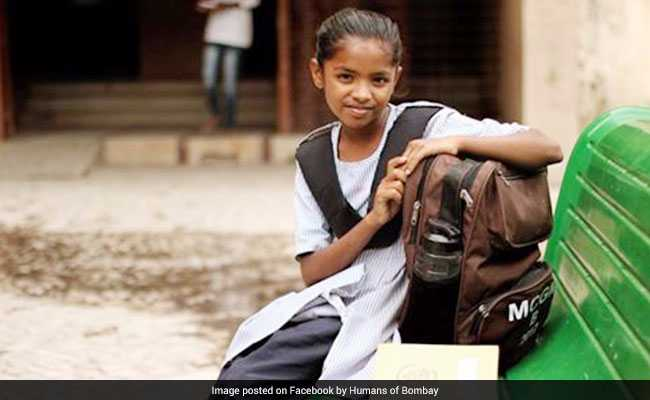'I Want To Study,' Says Little Girl With A Big Dream. Her Inspiring Story