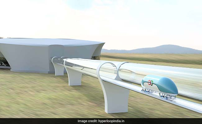 BITS Students Building 1,200 Km/Hour Travel Pod For Elon Musk Contest