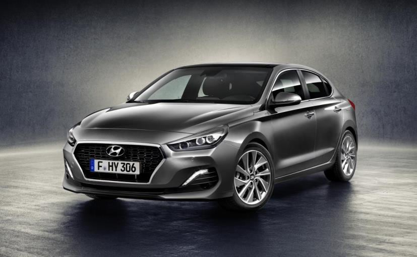 Fastback joins Hyundai i30 line up