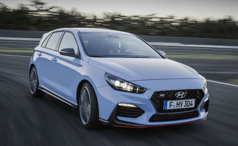 This Hyundai i30 N Hot Hatch Has 271 Horsepower
