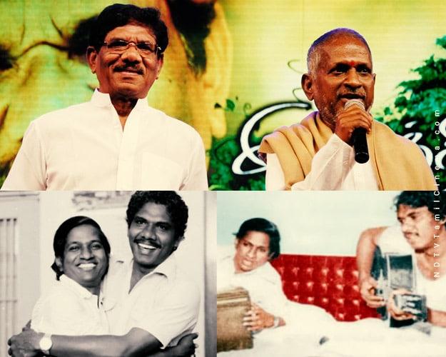ilaiyaraaja bharathiraja