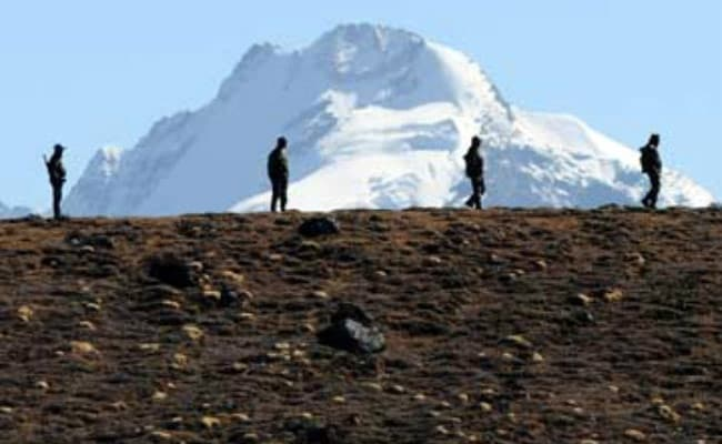 Government Restores Important Post In China Border Guarding Force ITBP