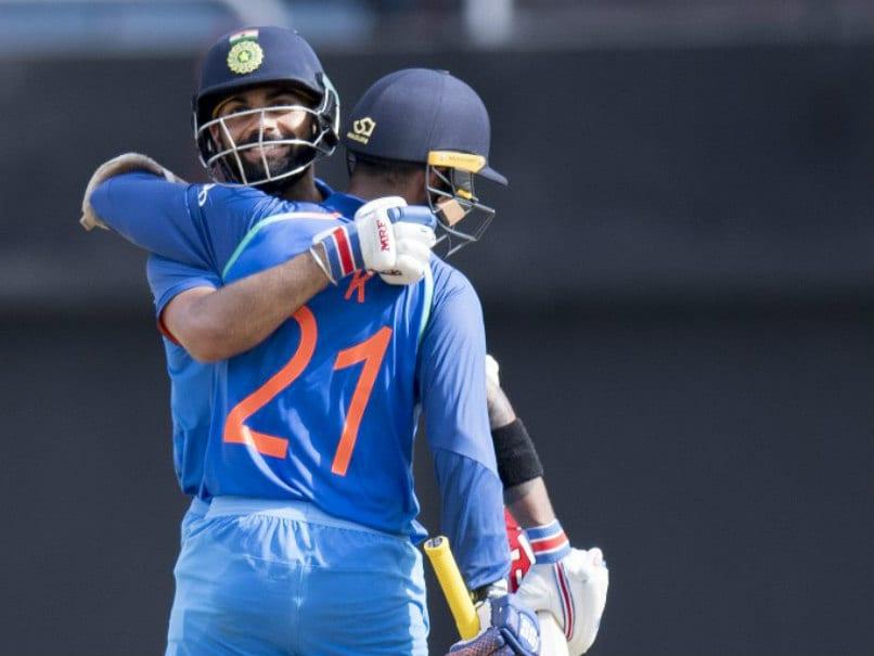 India Vs West Indies: Brilliant Virat Kohli Leads Visitors To 3-1 Series Win