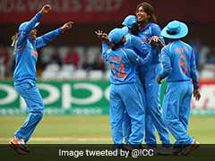 India Women's Team Remain Unchanged At No.4 But Gain Three Points