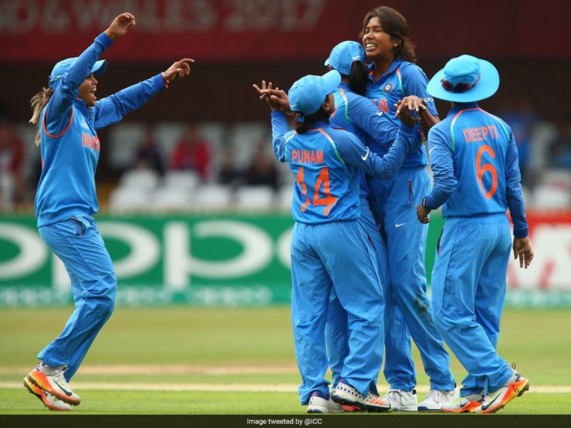 ICC Women's World Cup 2017: From Virender Sehwag To Gautam Gambhir, Wishes Pour In For Indian Team