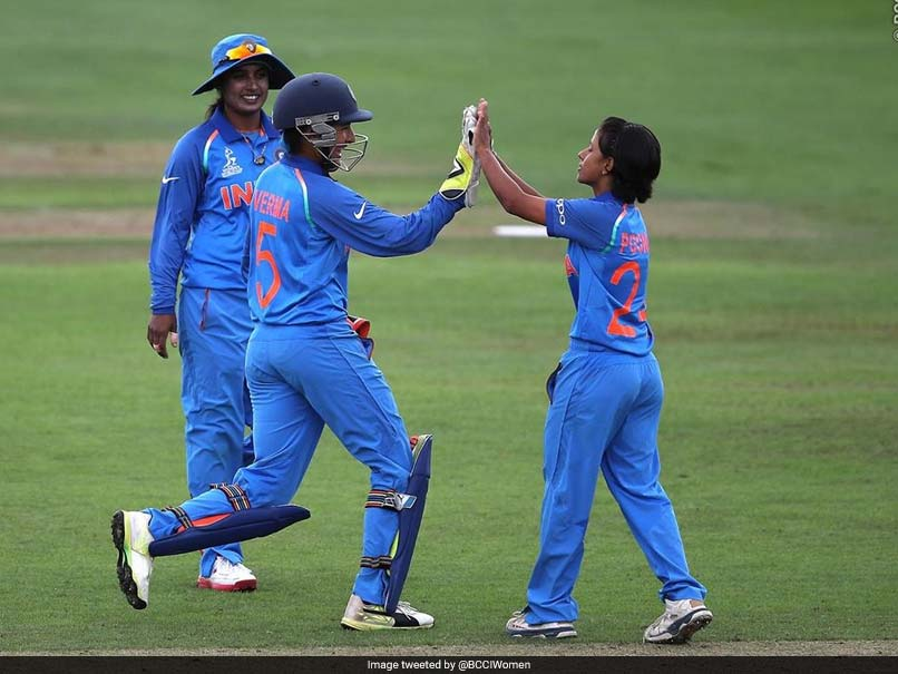 Women's World Cup 2017: Upbeat India Eye Semi-final Spot Against South Africa