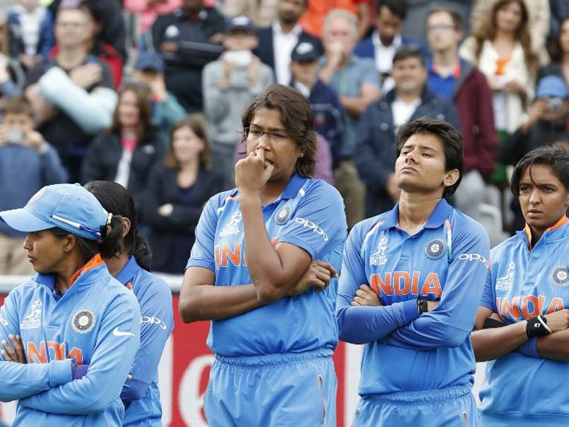 Twitter Hails India Women Despite World Cup Final Loss