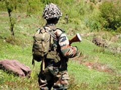 6 Terrorists Killed In Encounter In Jammu And Kashmir's Bandipora