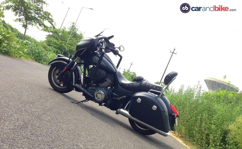 indian chieftain dark horse review