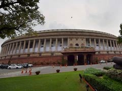 Live: Parliament's Monsoon Session Day 8