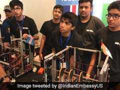 An Indian Team From Mumbai Wins 2 Awards At A Global Robotics Competition