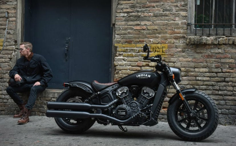 India Bike Week 2017: Indian Scout Bobber To Be Launched