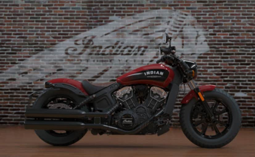 Indian Scout Bobber Launch Scheduled For November