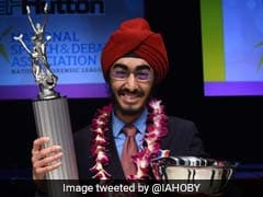 Indian-American Student Wins Top Original Orator Contest In US