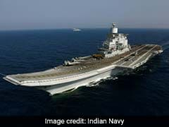 With Eye On China, India Sends Largest Ever Fleet For Naval War Games