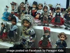 3 Dolls From Philippines Put Up At International Dolls Museum In Chandigarh