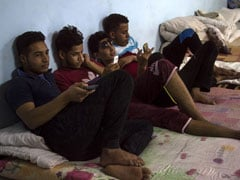 Separated By War, Iraqi Children Wait For Parents