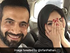 Irfan Pathan Posts Picture With Wife On Social Media, Gets Brutally Trolled