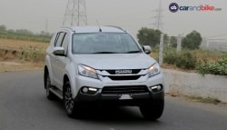 GST Effect: Isuzu MU-X, V-Cross, D-Max Prices Reduced By Up To 12 Per Cent